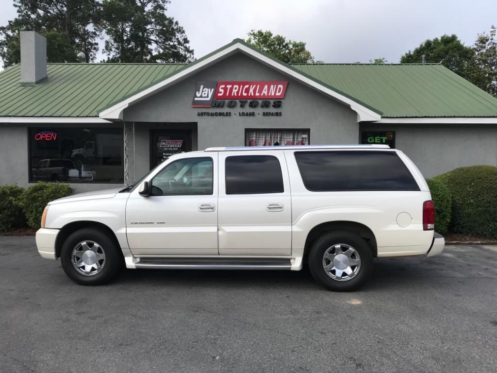 2004 Cadillac Escalade Esv In Moultrie Ga Used Cars For Sale On 200 The Photos