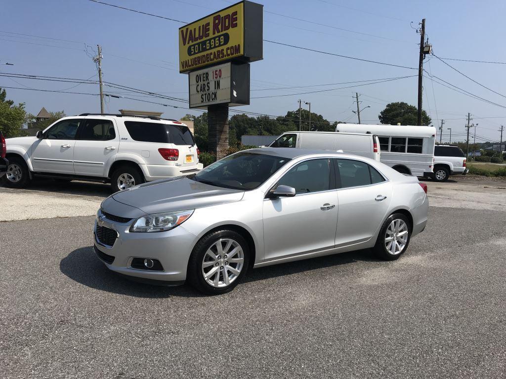 Used Cars Auburn Al >> Check Out This 2014 Chevrolet Malibu Ltz Should I Get It