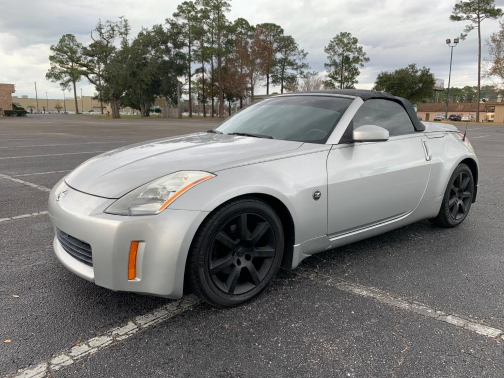 Pensacola Auto Brokers >> Check Out This 2005 Nissan 350z Touring Should I Get It