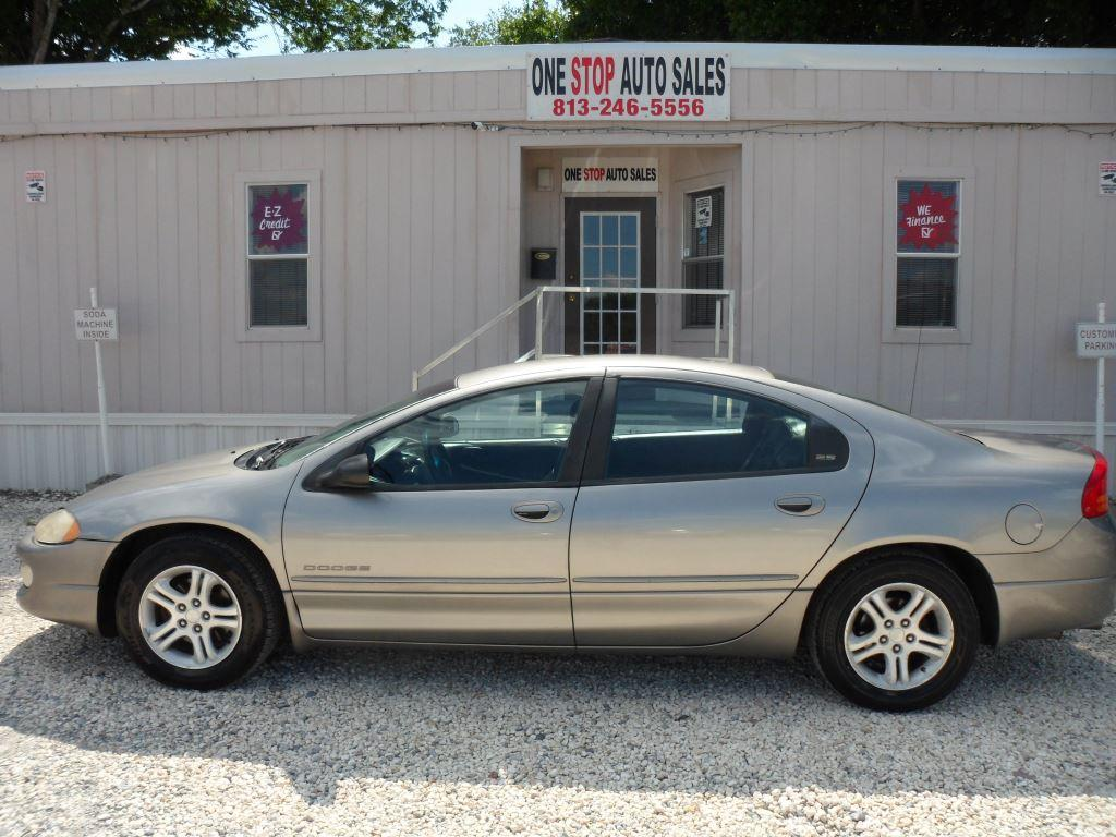 One Stop Auto Sales >> Check Out This 1998 Dodge Intrepid Es Should I Get It