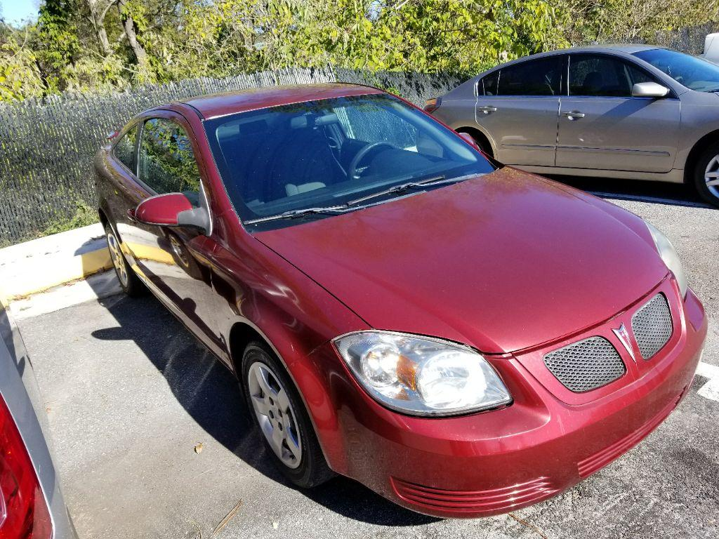 2009 Pontiac G5 in Jacksonville, FL   Used Cars for Sale on ...