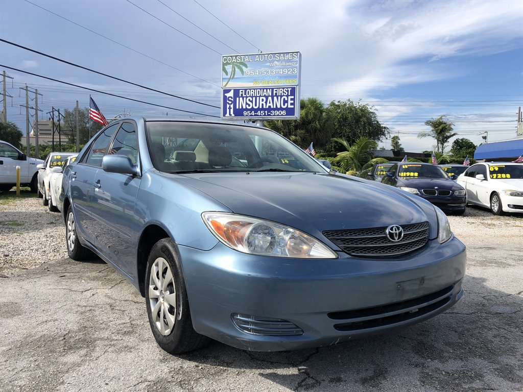 2002 Toyota Camry For Sale >> Check Out This 2002 Toyota Camry Se Should I Get It