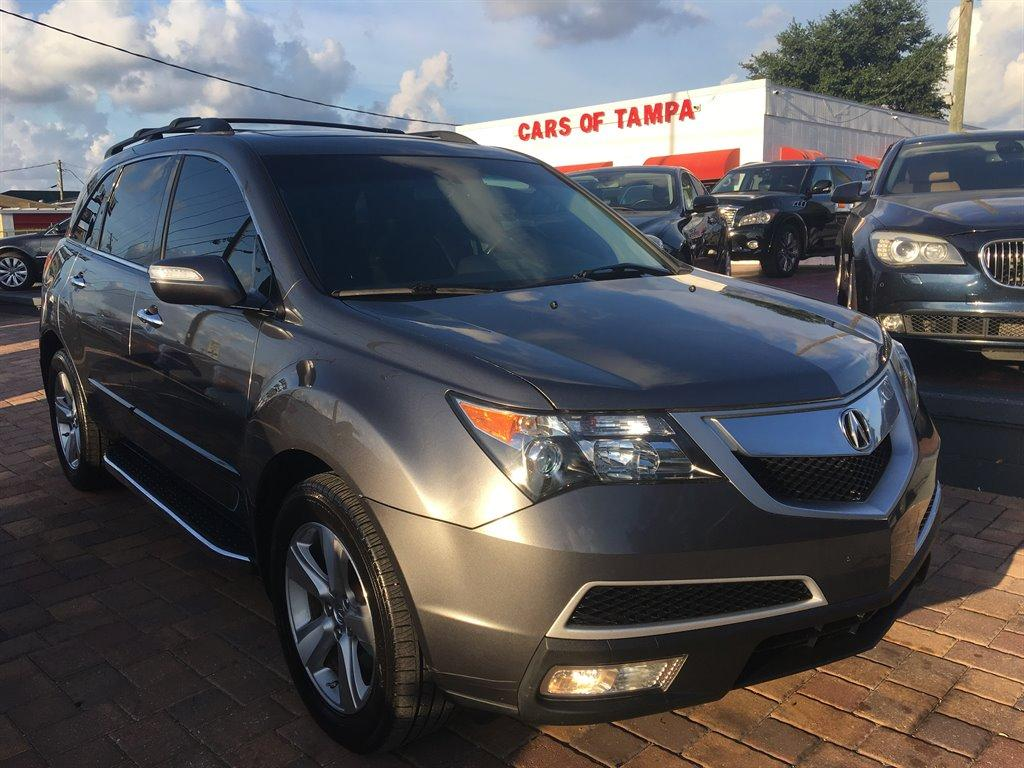 2011 Acura MDX Technology Packa