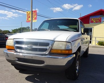 2000 Ford Ranger 3.0l V6 EFI Flex Fuel 3.0
