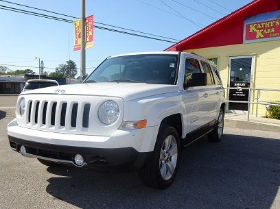 2011 Jeep Patriot 2.4l I-4 SFI Dohc 2.4l