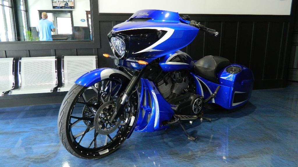 Prince Auto Sales >> Check Out This 2016 Victory Cross Country Magnum Should I Get It