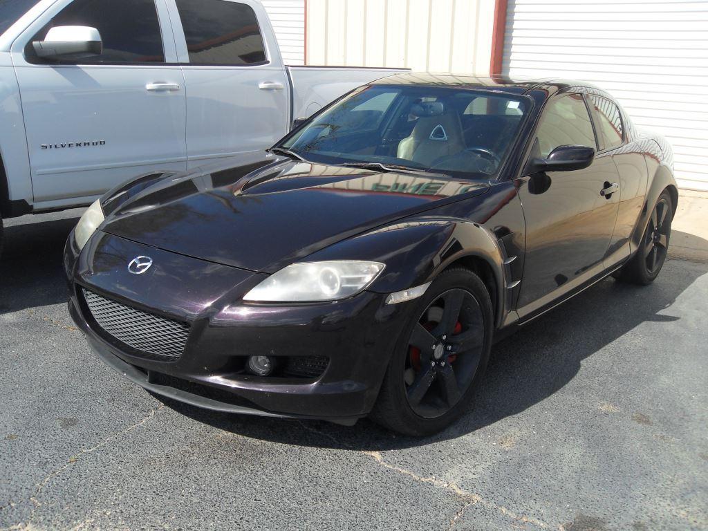 2005 mazda rx 8 manual in jackson al used cars for sale on rh easyautosales com 2006 Mazda RX-8 Specs 2004 Mazda MPV