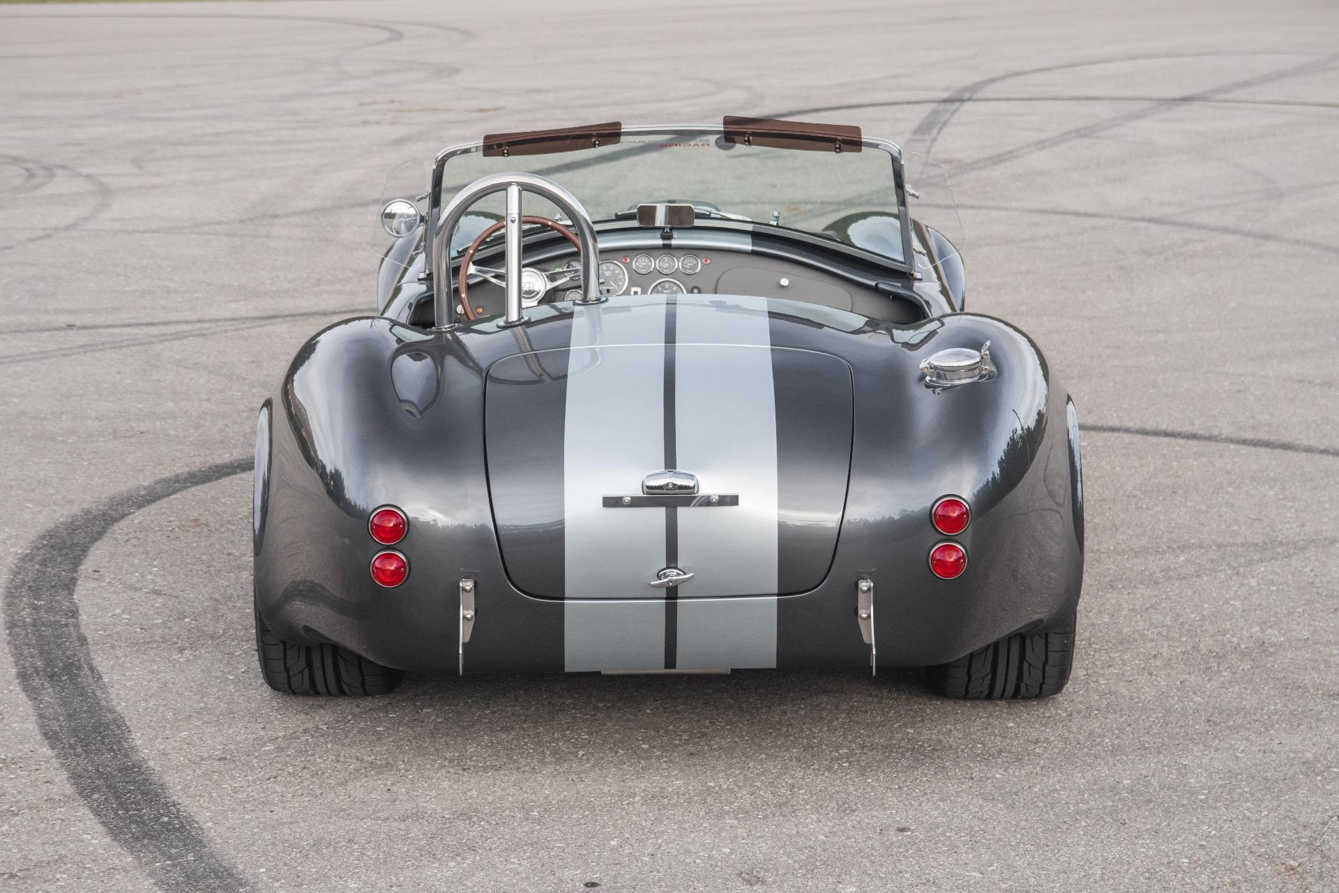 1965 Backdraft Cobra 50 Coyote Automatic Trans For Sale