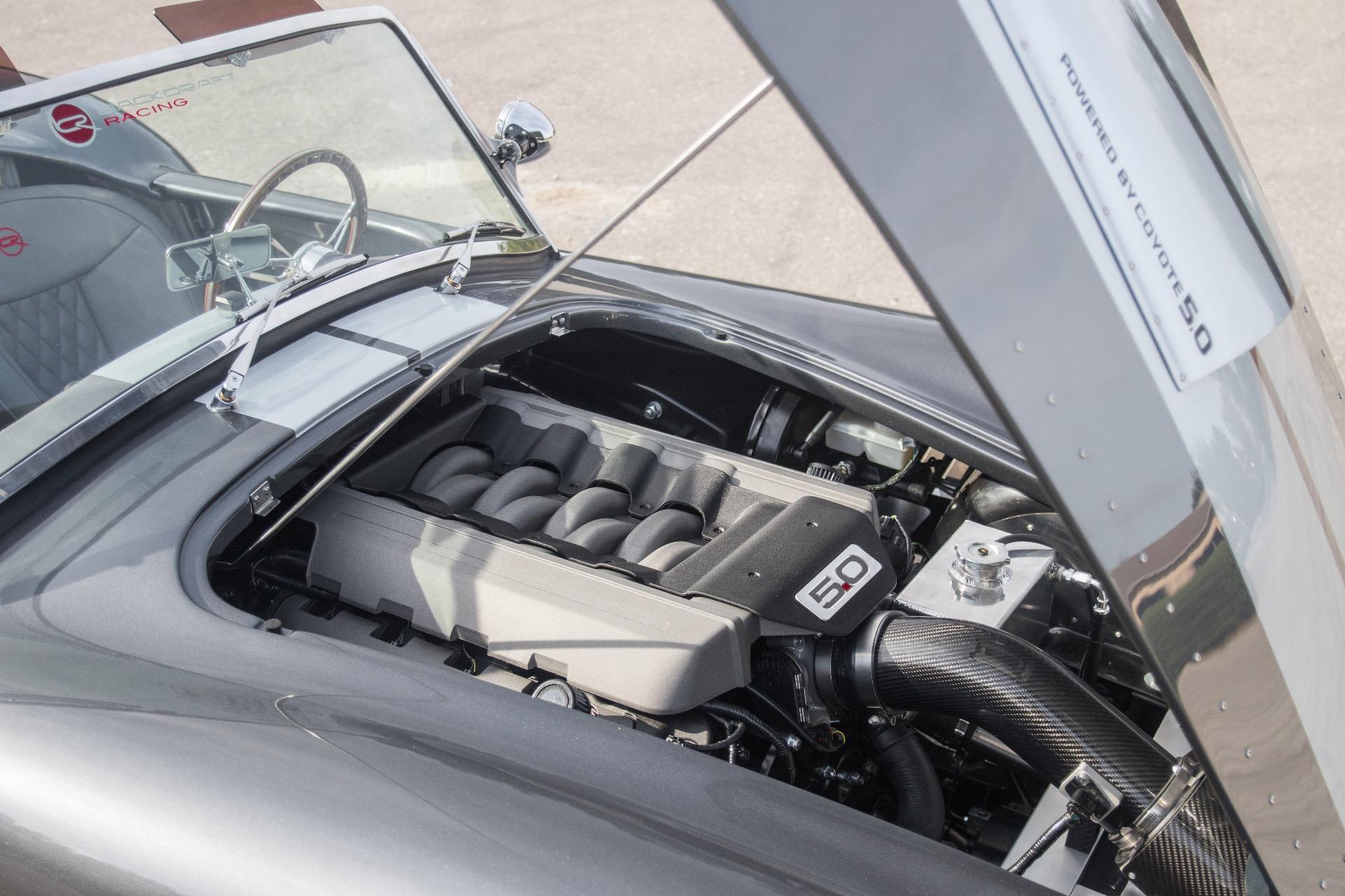 1965 Backdraft Cobra 5.0 Coyote 20