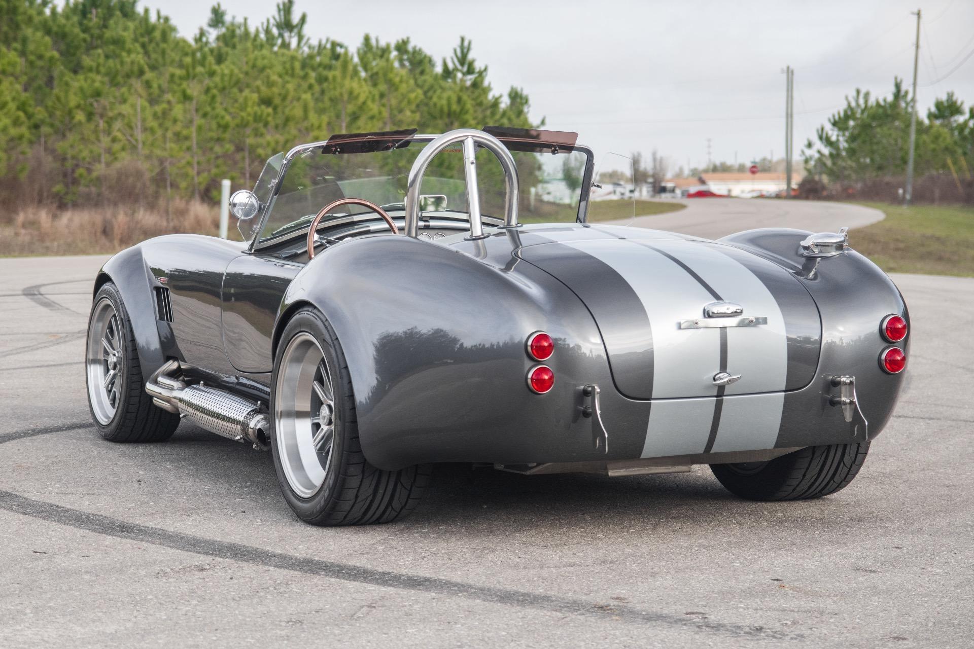 1965 Backdraft Cobra 5.0 Coyote 17