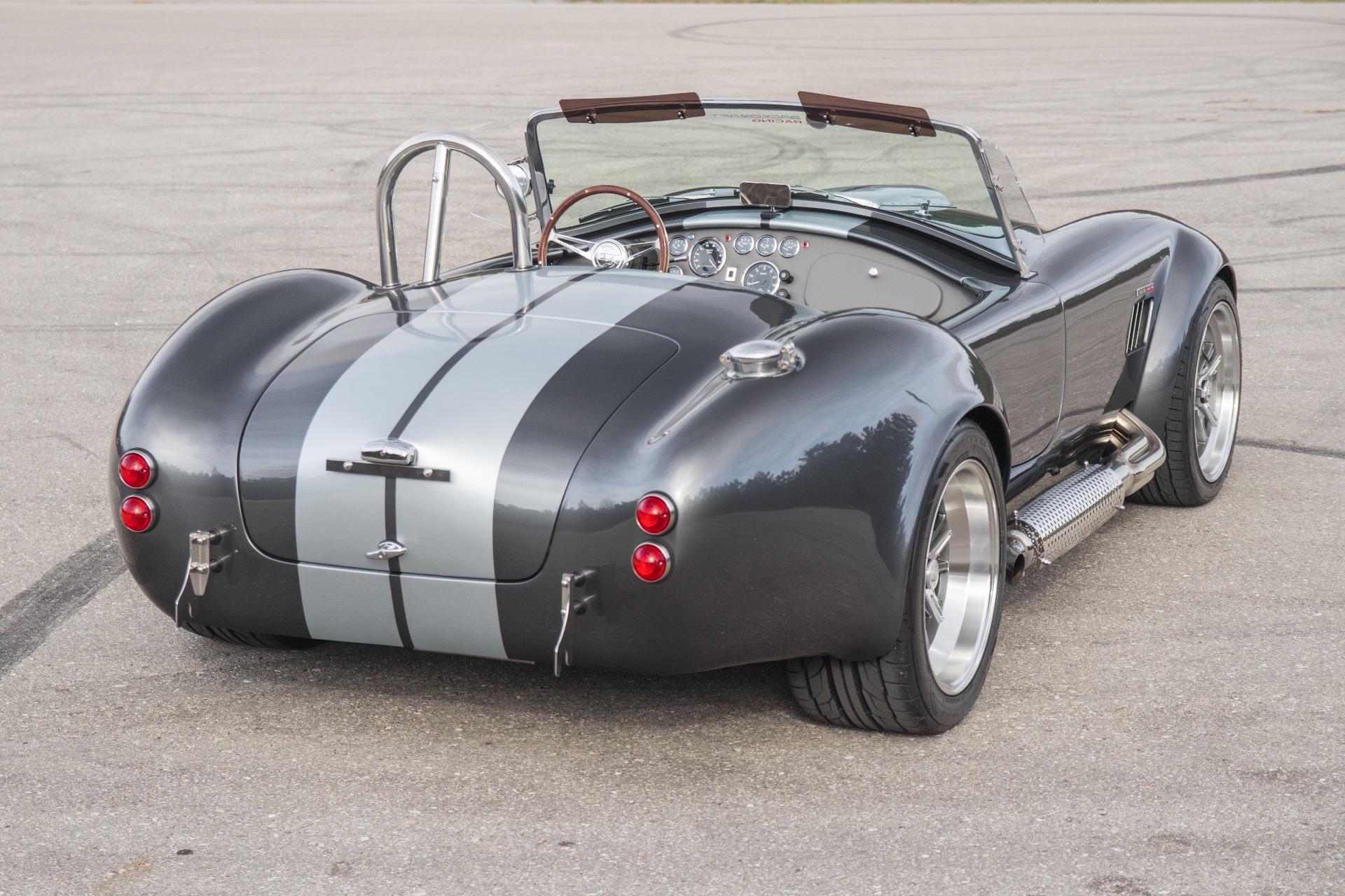 1965 Backdraft Cobra 5.0 Coyote 18