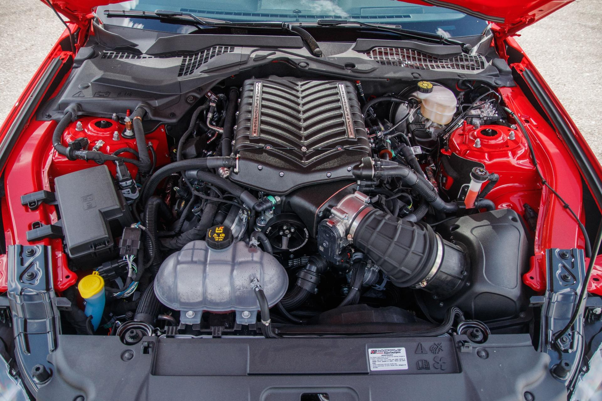 2019 Ford Mustang GT Whipple Supercharged For Sale