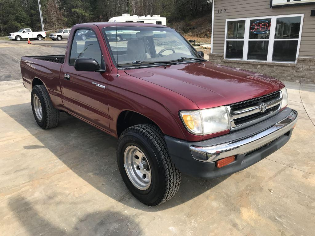 1998 Toyota Tacoma In Cleveland, TN | Used Cars For Sale On  EasyAutoSales.com