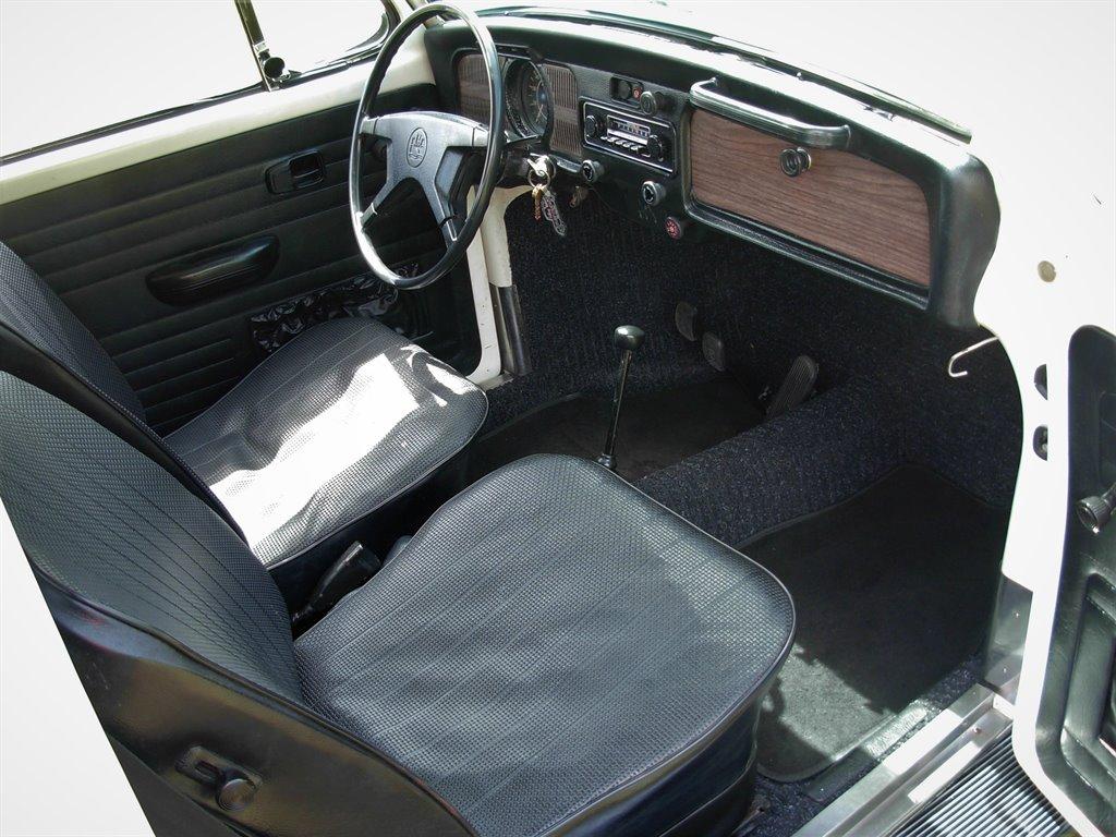 1972 Volkswagen Beetle 15