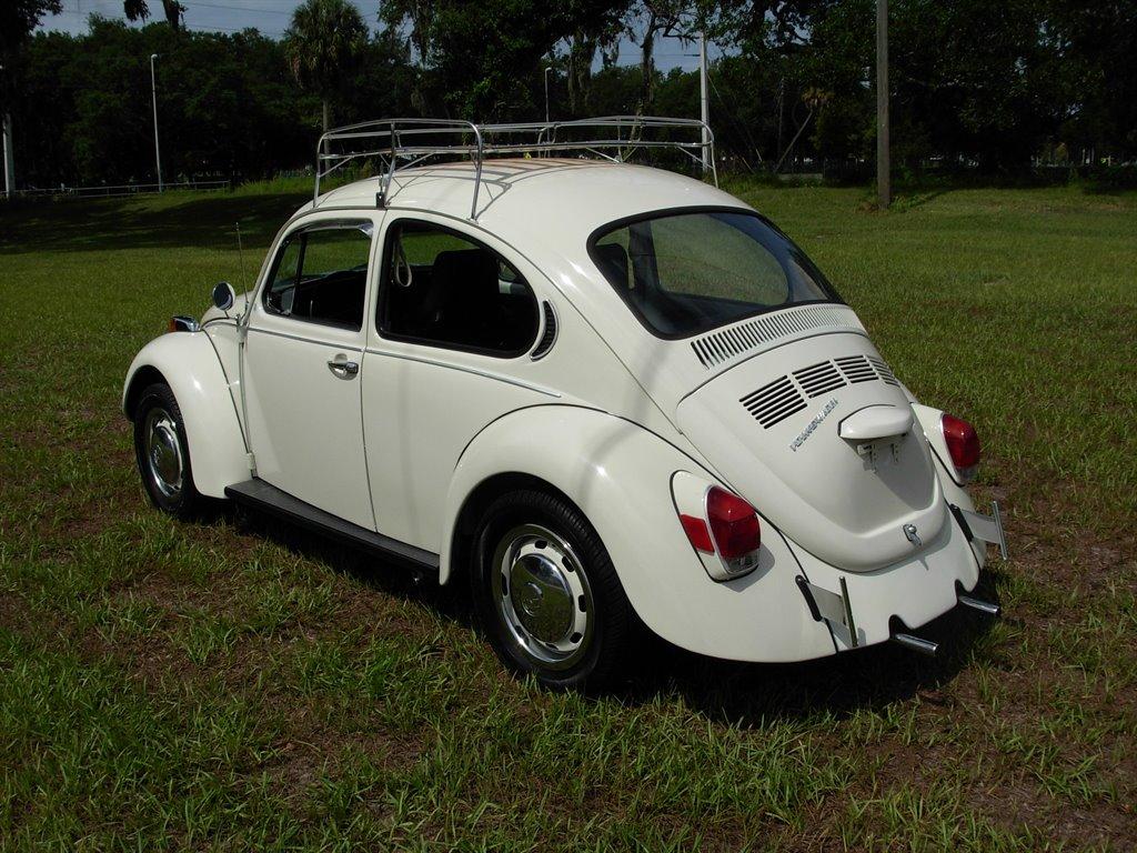 1972 Volkswagen Beetle 5