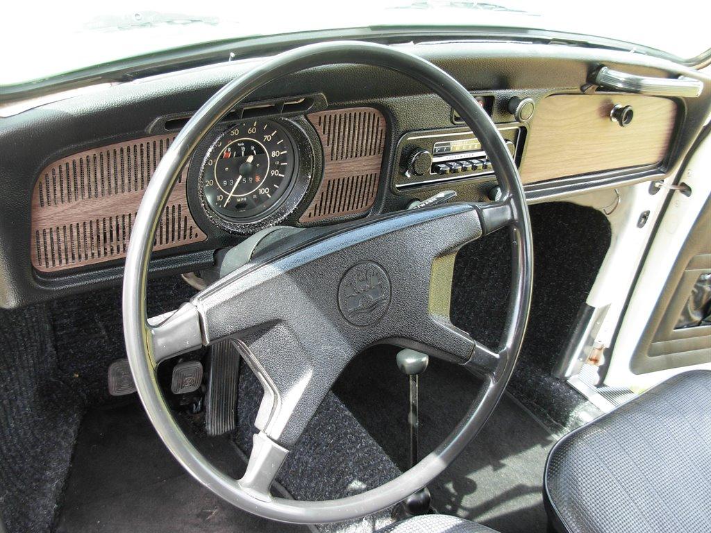 1972 Volkswagen Beetle 11