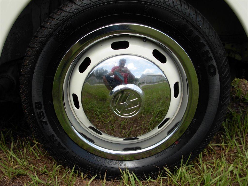 1972 Volkswagen Beetle 21
