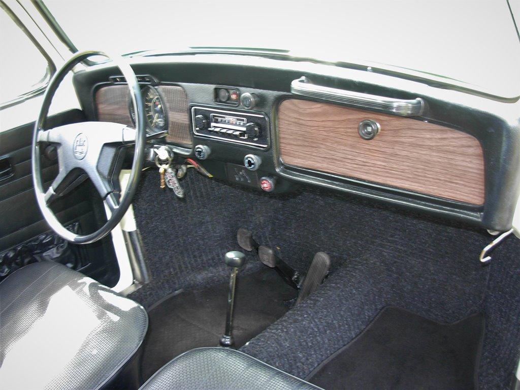 1972 Volkswagen Beetle 14