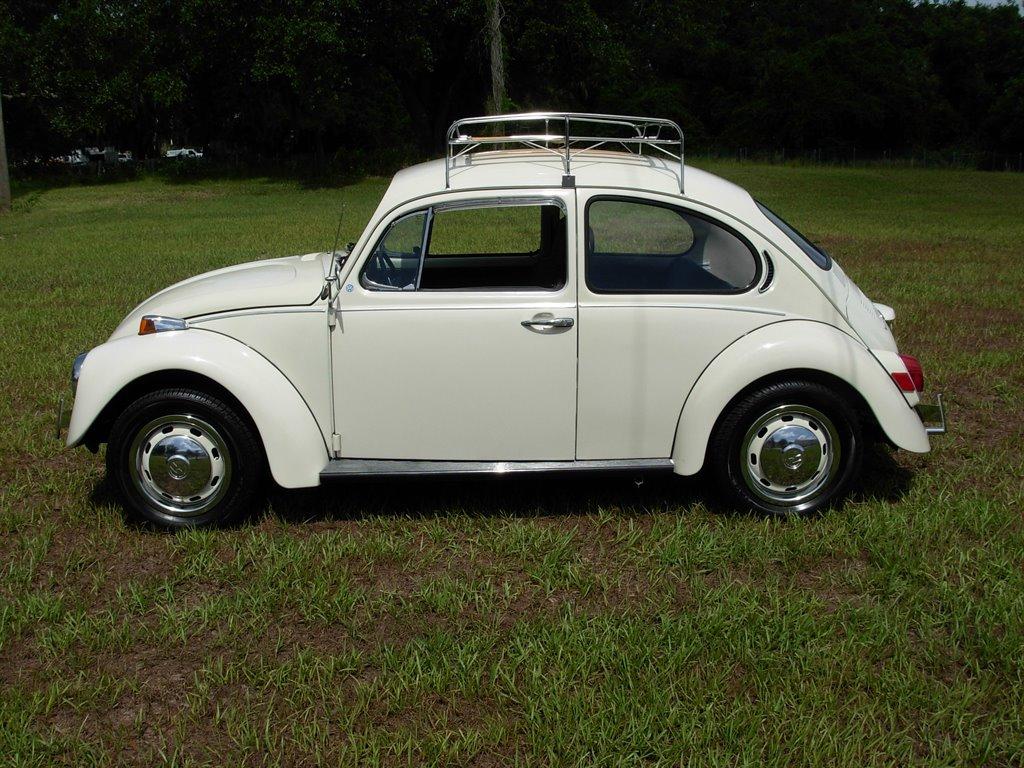 1972 Volkswagen Beetle 4