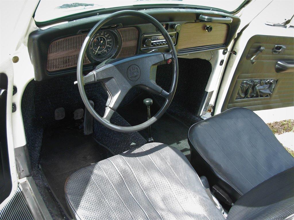 1972 Volkswagen Beetle 12