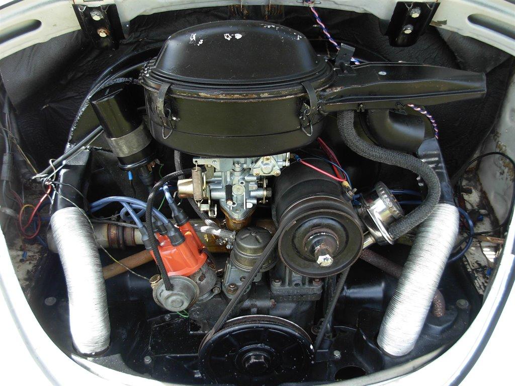1972 Volkswagen Beetle 20