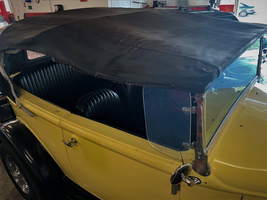1931 Ford Tudor Roadster 4