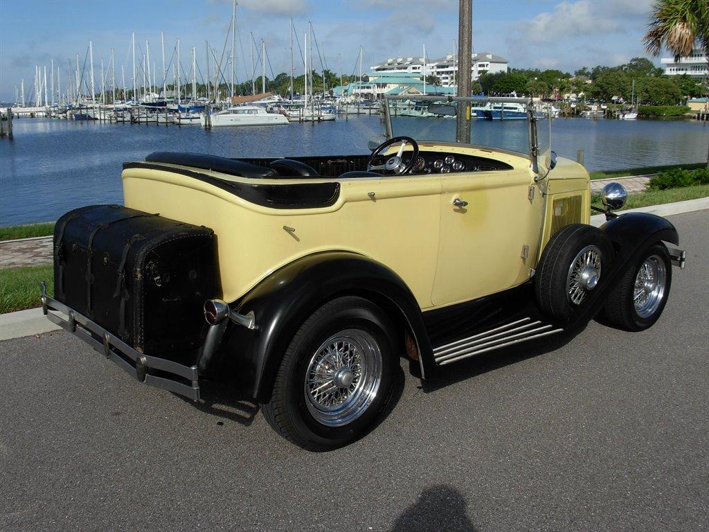 1931 Ford Tudor Roadster 11