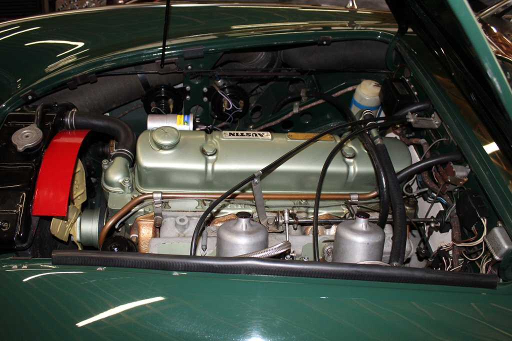 1967 Austin-Healey 3000 32