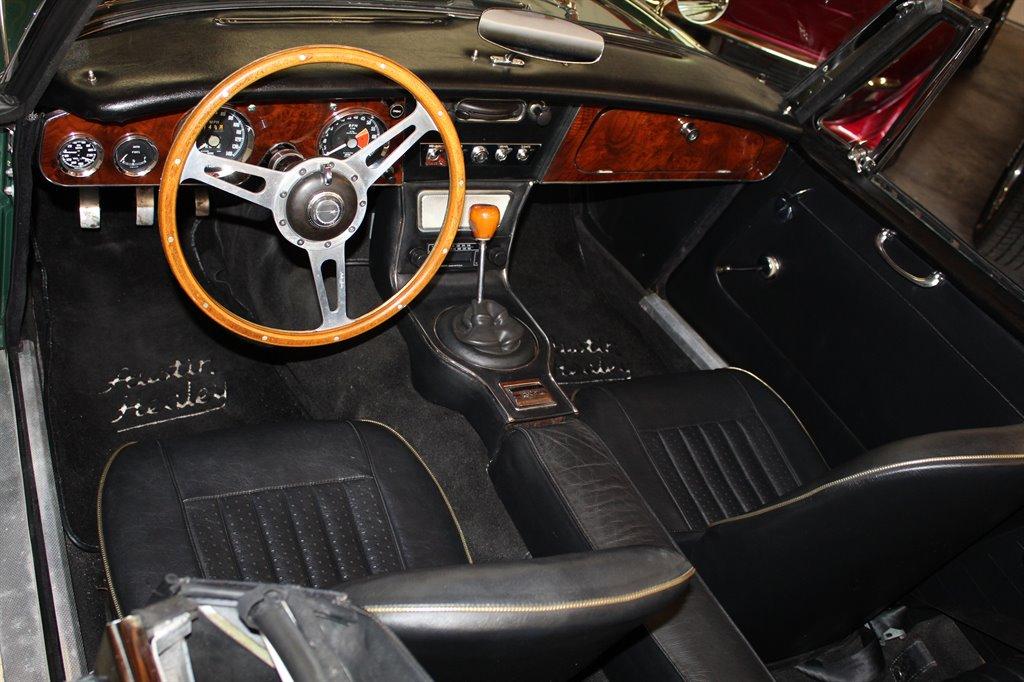 1967 Austin-Healey 3000 21