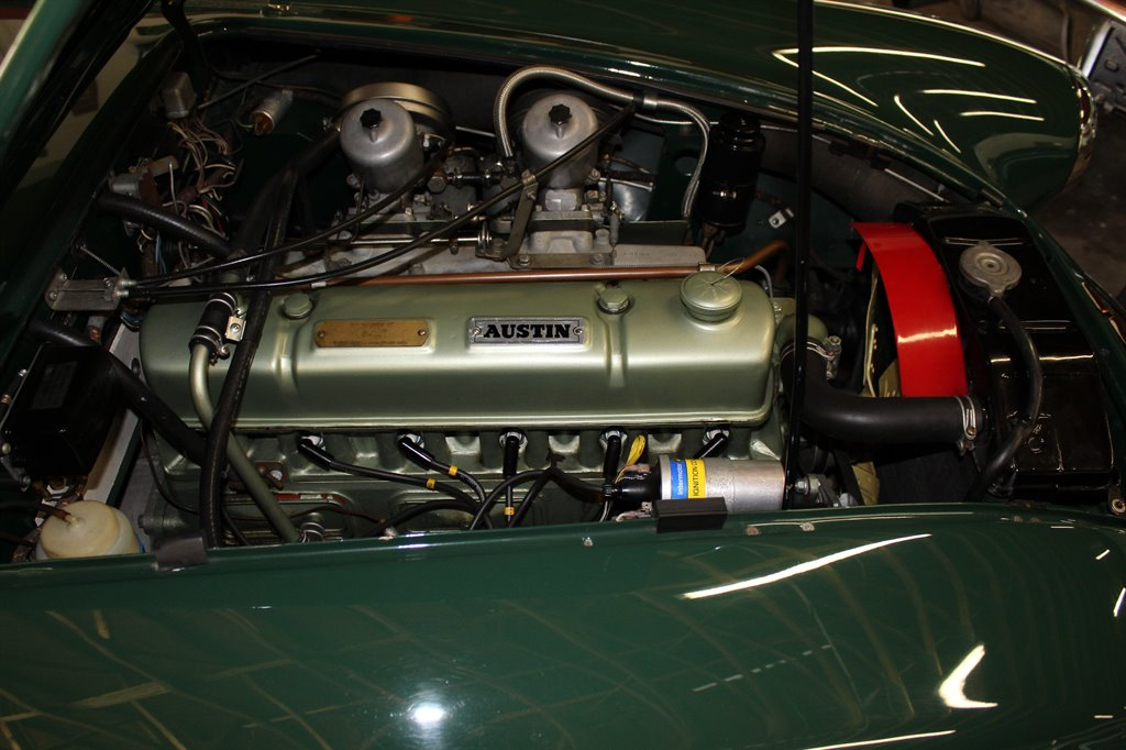 1967 Austin-Healey 3000 31