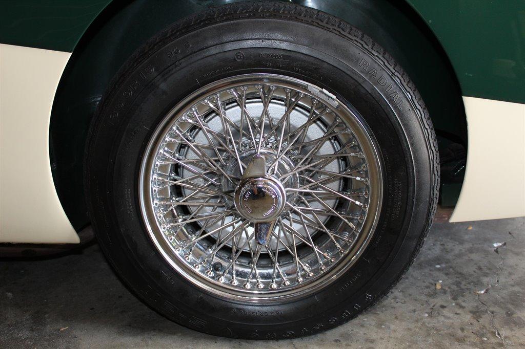 1967 Austin-Healey 3000 34