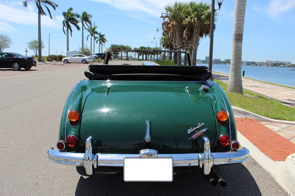 1967 Austin-Healey 3000 6