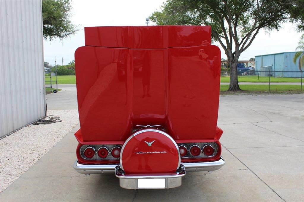 1960 Ford Thunderbird 35