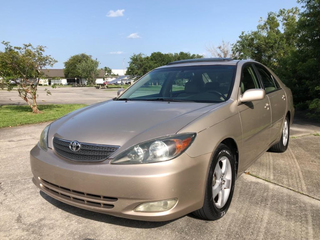 2002 Toyota Camry For Sale >> Check Out This 2002 Toyota Camry Le V6 Should I Get It