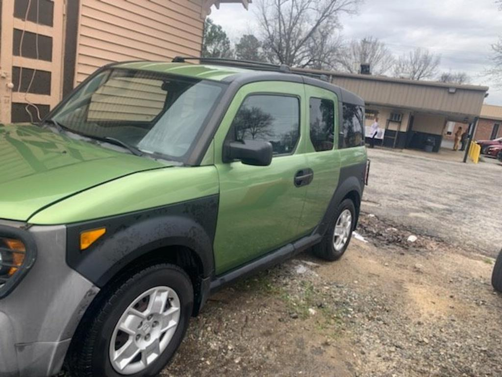 2008 Honda Element LX photo