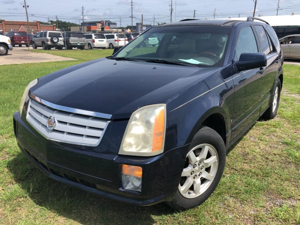 The 2007 Cadillac SRX V6 photos