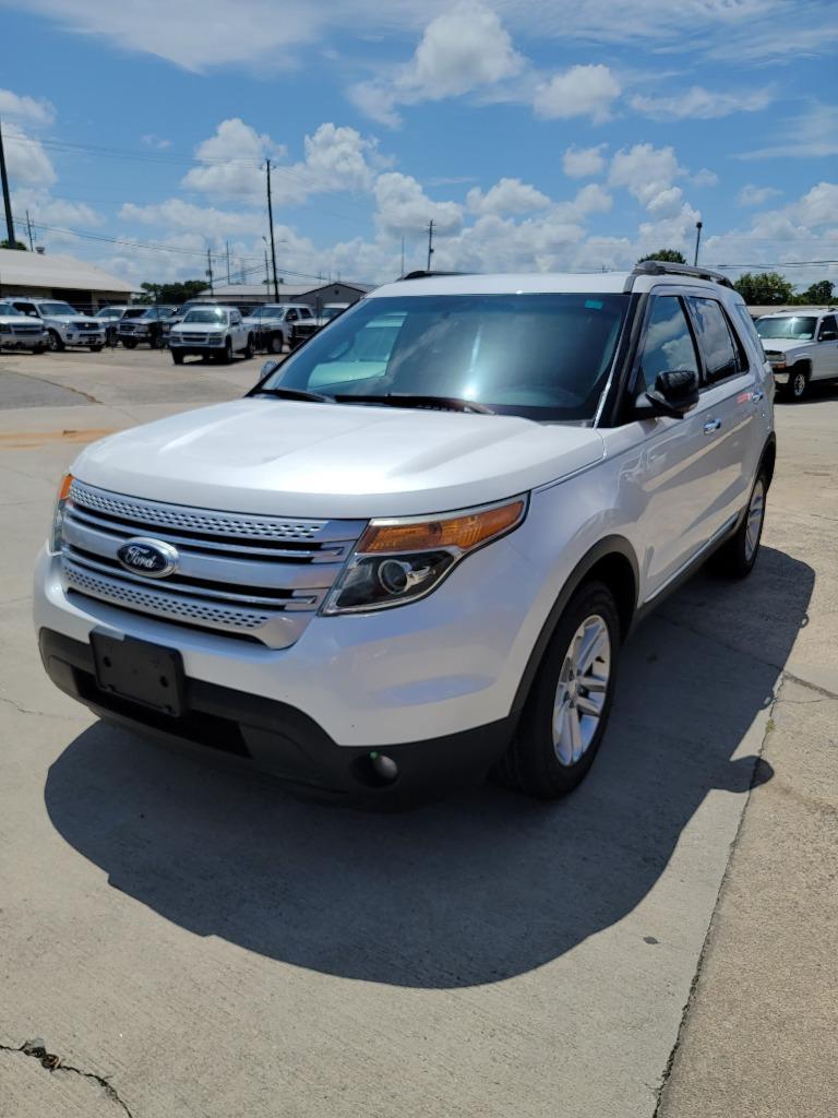 2012 Ford Explorer XLT photo