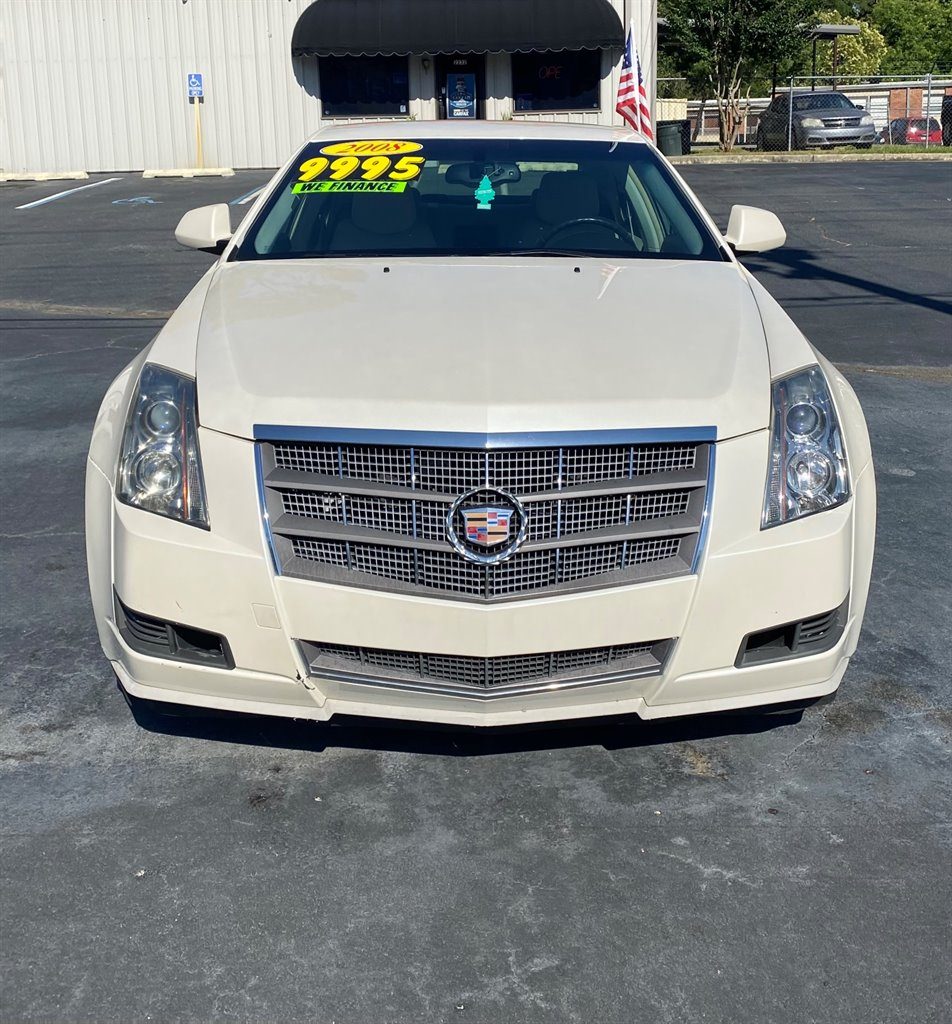 2008 Cadillac CTS 3.6L V6 photo