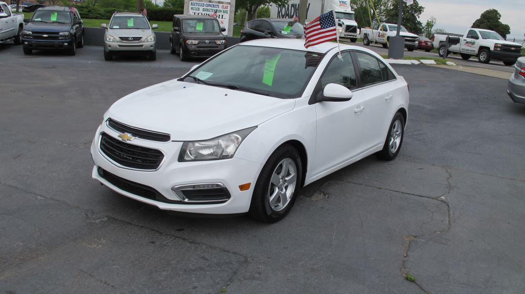 2016 Chevrolet Cruze Limited  photo