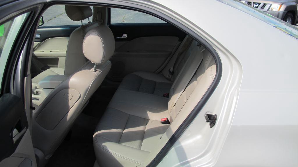 2008 Ford Fusion I4 SE photo