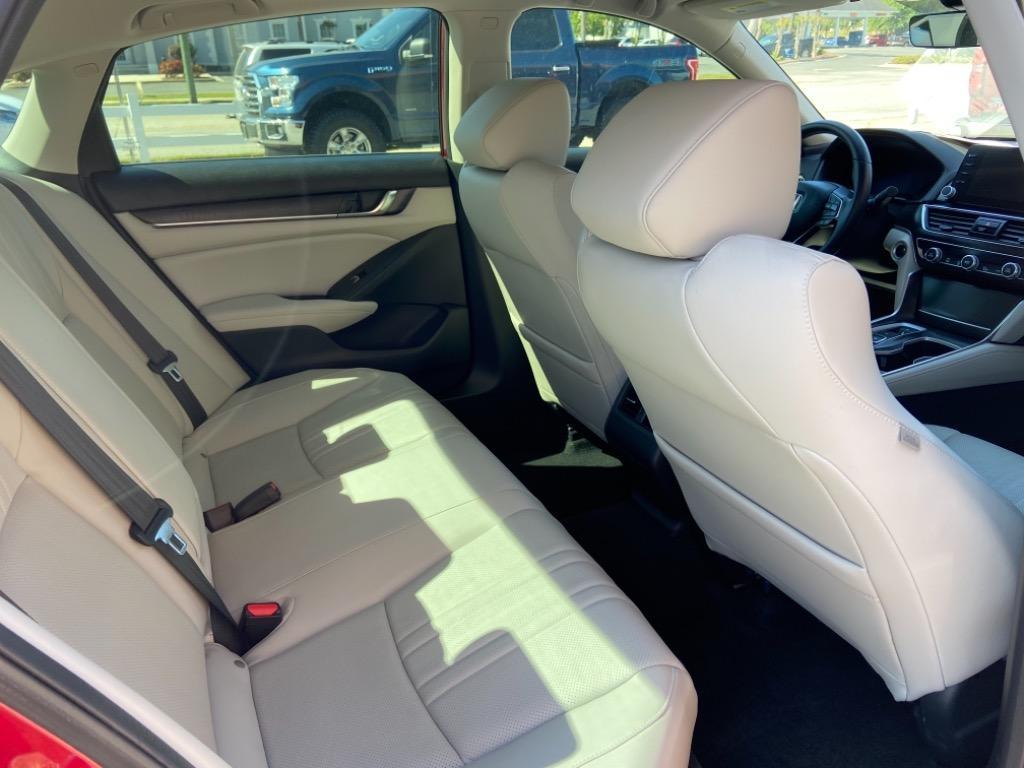 2018 Honda Accord EX-L photo