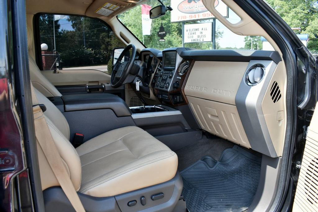 2015 Ford RSX King Ranch photo