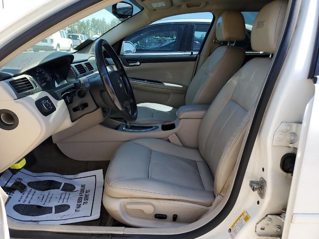 2007 Chevrolet Impala SS photo