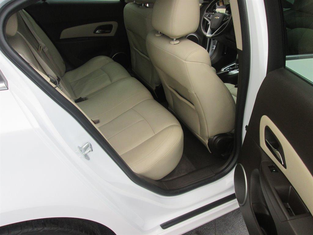 2011 Chevrolet Cruze LTZ photo