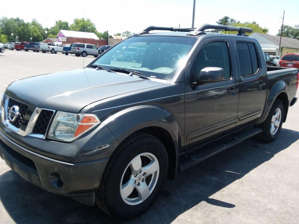 2006 Nissan Frontier SE photo