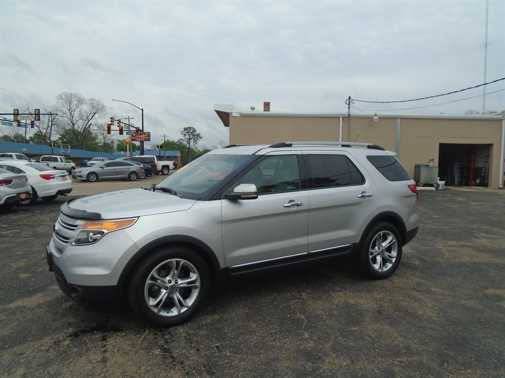 2011 Ford Explorer Limited photo
