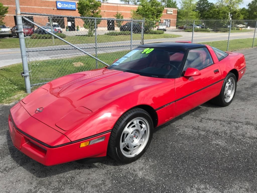 1990 Chevrolet Corvette photo