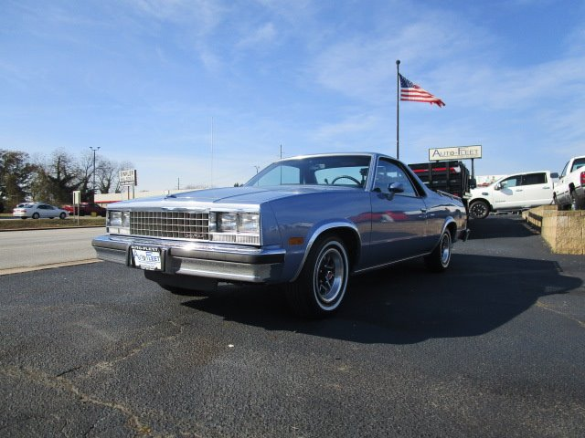 1984 Chevrolet El Camino SS photo
