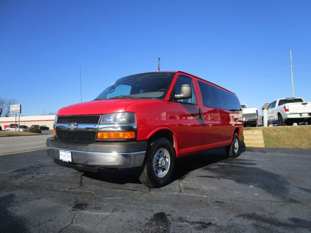 2013 Chevrolet Express 3500 LT 3500 photo