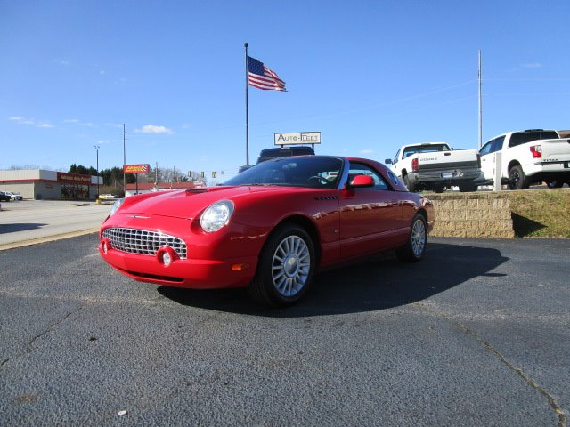 2004 Ford Thunderbird Deluxe photo